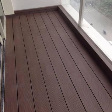 Sàn gỗ nhựa ngoài trời lắp ghép