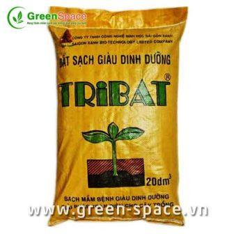 Đất dinh dưỡng Tribat trồng rau sạch