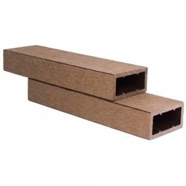 Thanh hộp gỗ nhựa 30x60