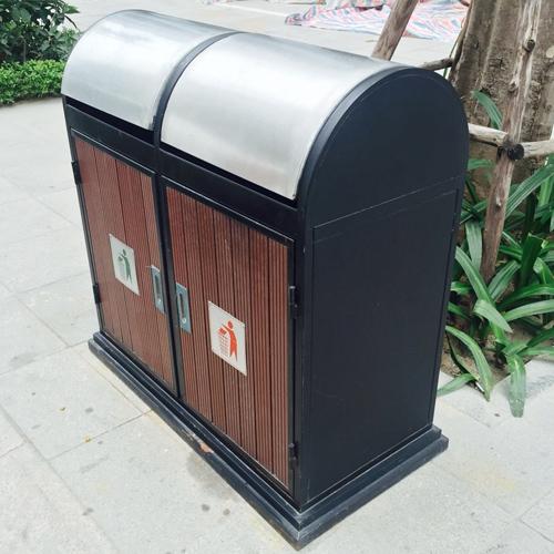 Thung-rac-doi-ngoai-troi-nap-inox-tron-2